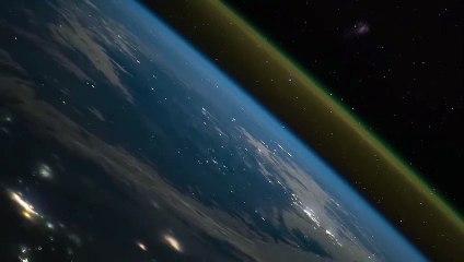 Timelapse  réalisé depuis l'ISS