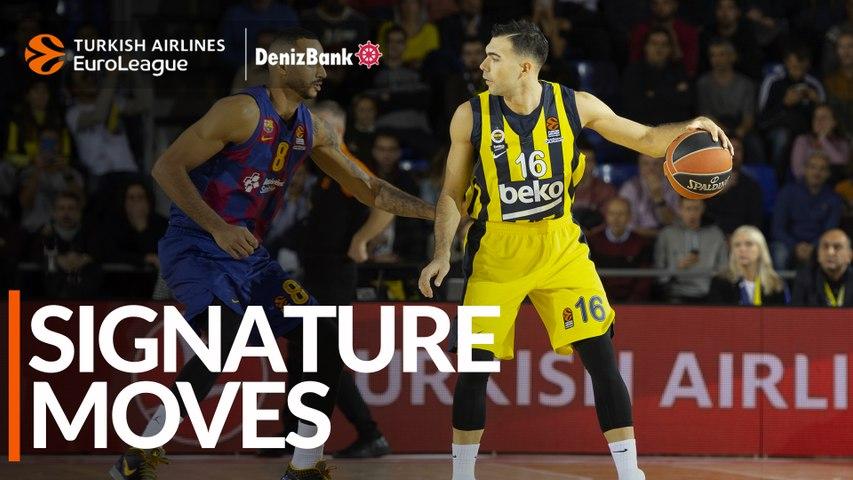 Denizbank Signature Moves: Kostas Sloukas, Fenerbahce Beko Istanbul
