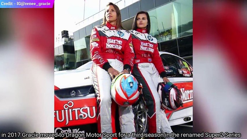 Renee Gracie Lifestyle - Race Driver to Adult Film Star -