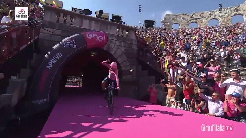 #TBT   Giro d'Italia 2019   Highlights