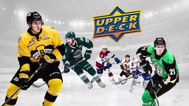 Upper Deck 2019-20 CHL Hockey Cards – WHL Unboxing Trailer