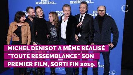 Michel Denisot : qui est femme, Martine Patier ?