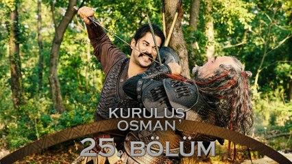 Kuruluş Osman 25. Bölüm