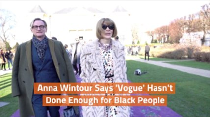 Anna Wintour Wants Changes