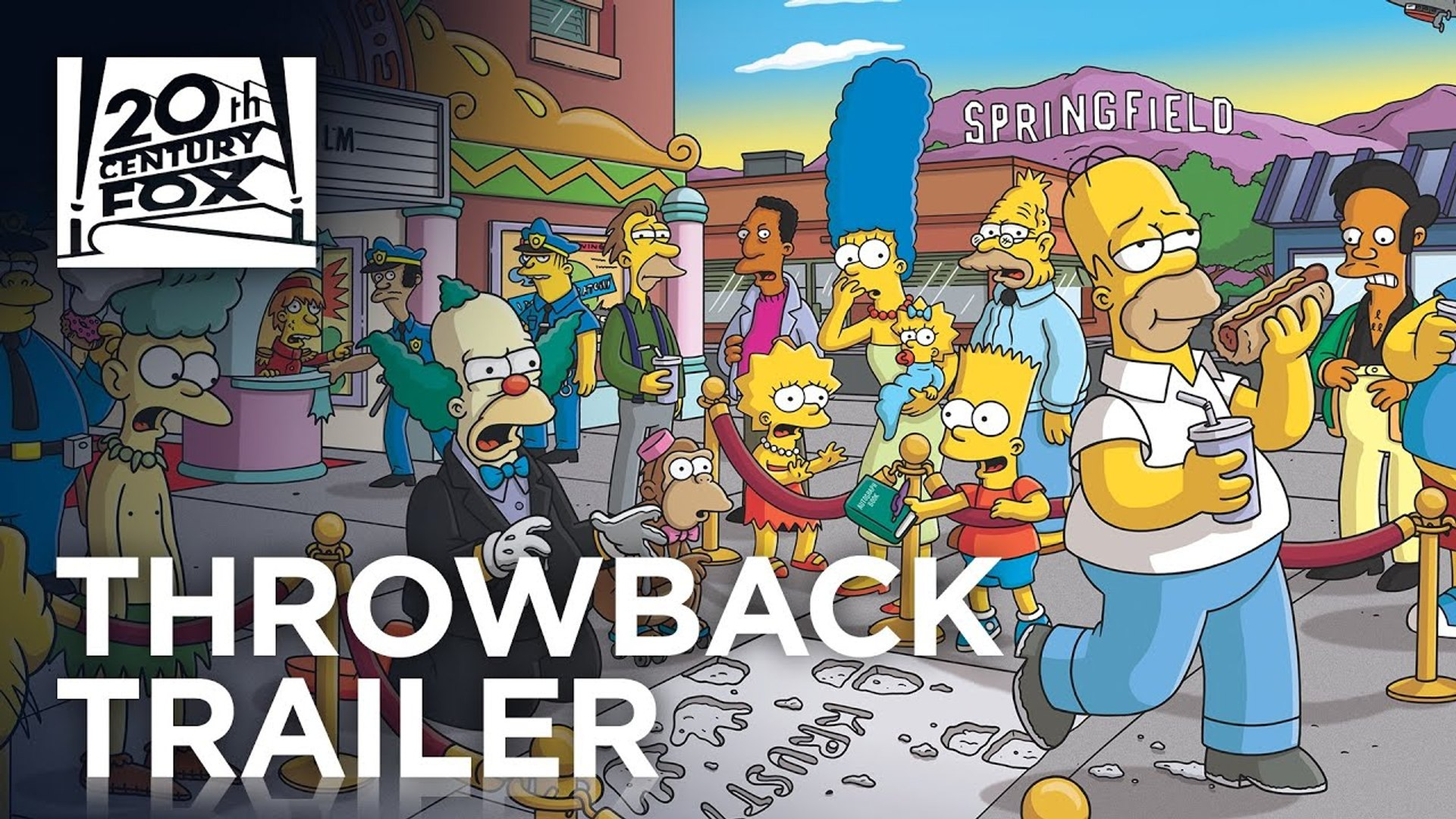The Latest The Simpsons Movie Videos On Dailymotion