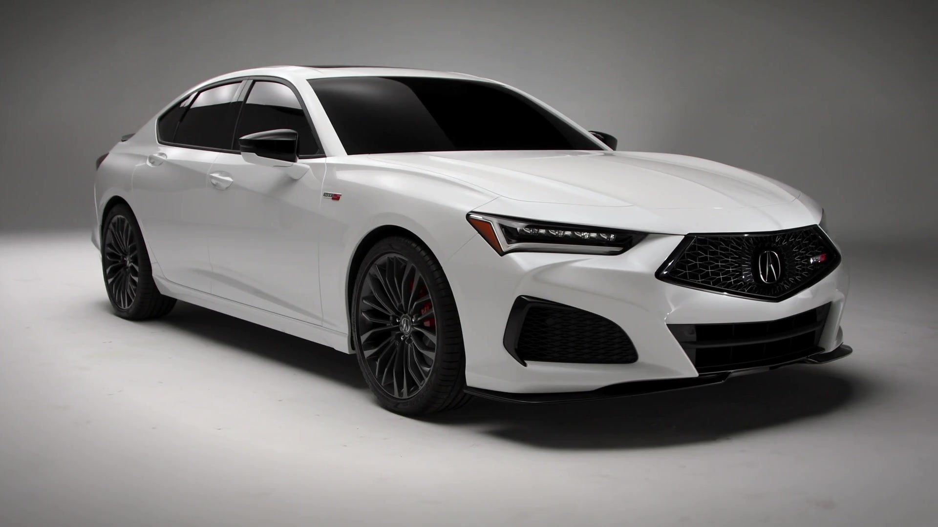 The All New 2021 Acura Tlx Type S Design Preview Video Dailymotion