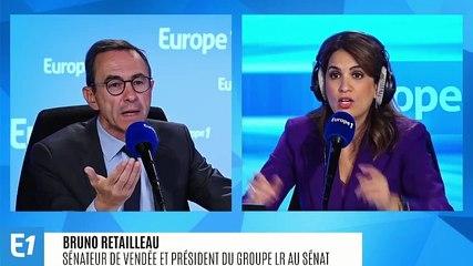 Bruno Retailleau - Europe 1 jeudi 11 juin 2020