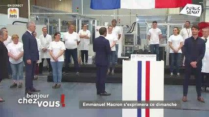 Hervé Marseille - Public Sénat jeudi 11 juin 2020
