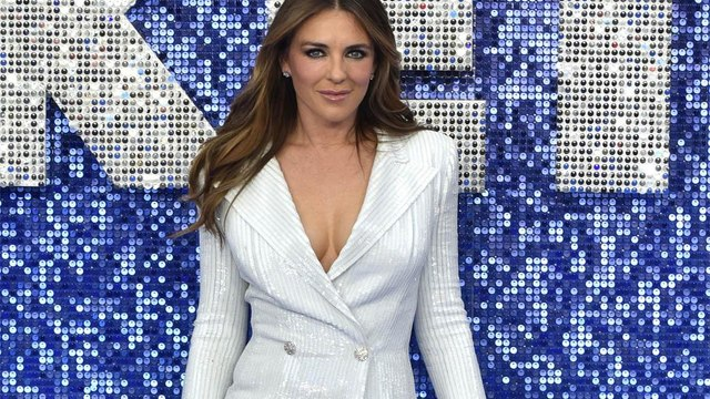Elizabeth Hurley bares all in 55th birthday selfie