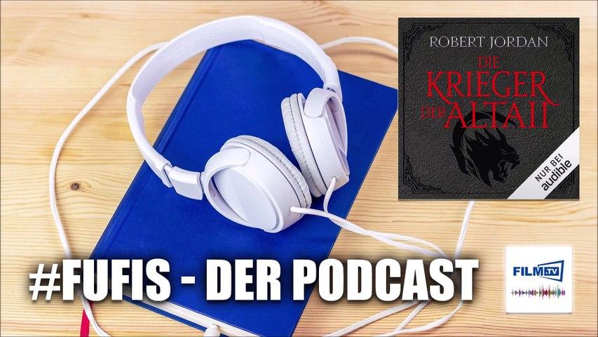 """Hörbuch-Tipp: """"Die Krieger der Altaii"""" von Robert Jordan // FUFIS"""