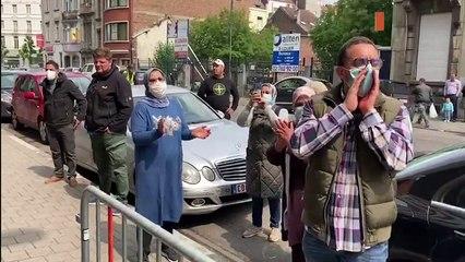باريس: احتجاجات لمغاربة عالقين