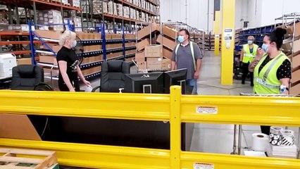 Bolloré Logistics USA: Safety Measures