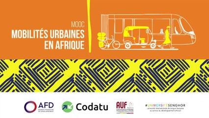 FUN MOOC : Mobilités urbaines en Afrique