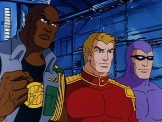 Defenders of the Earth - Episode # 13 (The Mind Warriors (Part II)