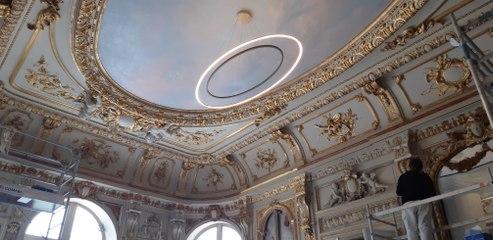Le futur musée du vin de Champagne et d'Archéologie régionale