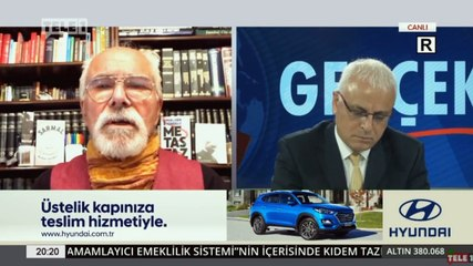 Prof. Dr. Emre Kongar: Barışlar yazdığı için hapiste, Yıldız ve Dükel yazmadığı için hapiste!