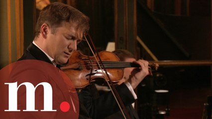 Renaud Capuçon with Guillaume Bellom - Fauré: Sonata for Violin and Piano No. 1 - Empty Concert Hall