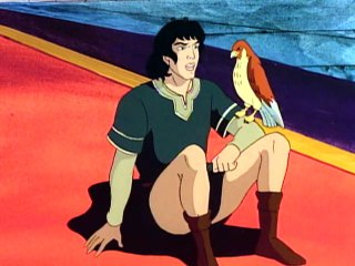 The Legend of Prince Valiant - Episode # 6 (The Finding of Camelot)