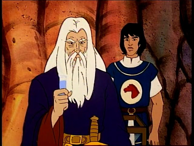 The Legend of Prince Valiant - Episode # 20 (The Waif)