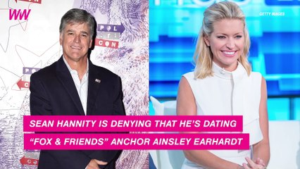 Sean Hannity Linked to 'Fox & Friends' Host After Secret Divorce