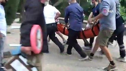 Maçka Parkı'nda sağlık çalışanına dehşeti yaşatan zanlı yakalandı