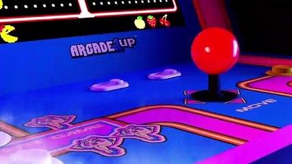 Arcade1Up Ms. PAC-MAN Arcade Cabinet