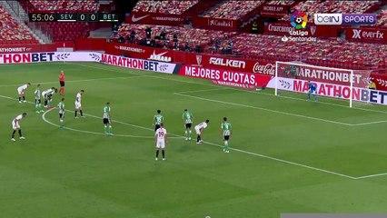 Sevilla 2-0 Real Betis | LaLiga 19/20 Match Highlights