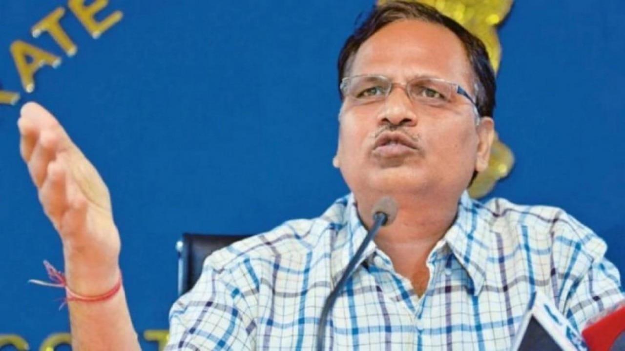 Delhi Health Minister Satyendar Jain shows coronavirus symptoms
