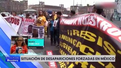 El Gobierno simula la búsqueda de personas desaparecidas: activista