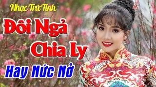 Nhạc Trữ Tình Bolero Đôi Ngả Chia Ly Nh�