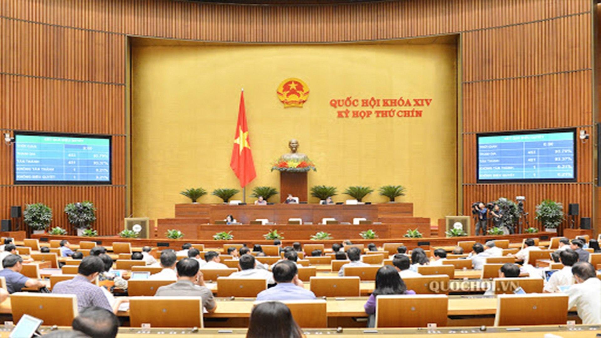 Chính thức kiện toàn Hội đồng Bầu cử Quốc gia