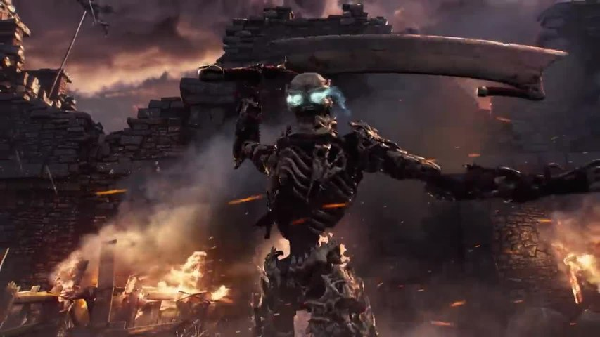 Demon's Souls gameplay trailer (Sony)