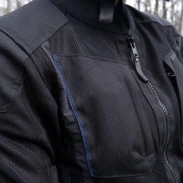 Moto Heads TV - Geaca Rebelhorn Scandal