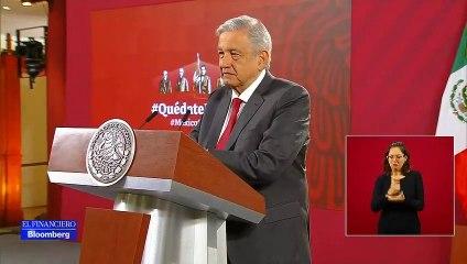 Hablé con presidente de BlackRock para ayudar en negociación de la deuda argentina: AMLO
