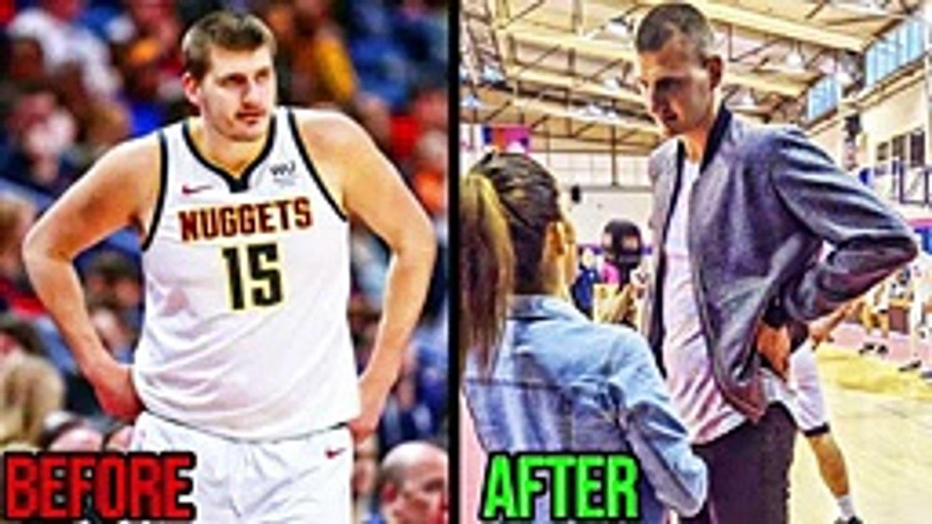 Nikola Jokic Weight Loss Reaction ...