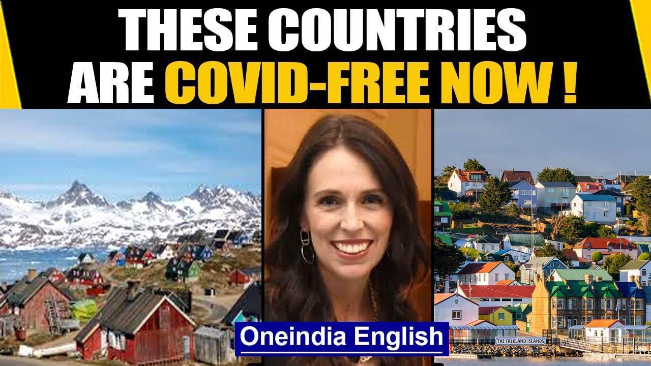 Coronavirus: These countries are now Covid-free with zero Coronavirus cases left | Oneindia News