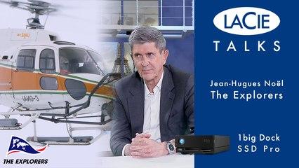 LaCie Talks avec Jean-Hugues Noël - 1big Dock