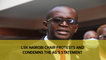 LSK Nairobi branch chair protests and condemns the AG's statement