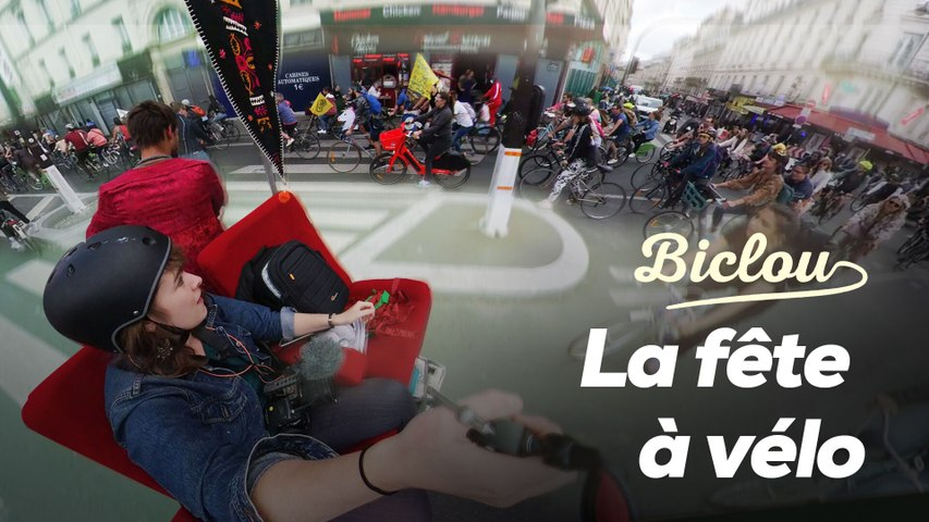 Pour ces cyclistes parisiens, la vélorution a commencé