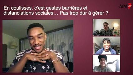 The Voice : les confidences d'Abi, Antoine, Gustine et Tom avant la finale