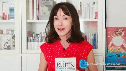 """""""Le flambeur de la Caspienne"""" - J.-C. Rufin - Les lectures d'Alexandra - Des mots de minuit"""