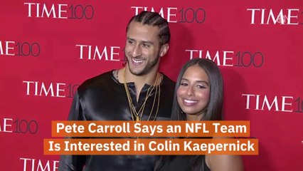 The NFL's Current Interest In Colin Kaepernick