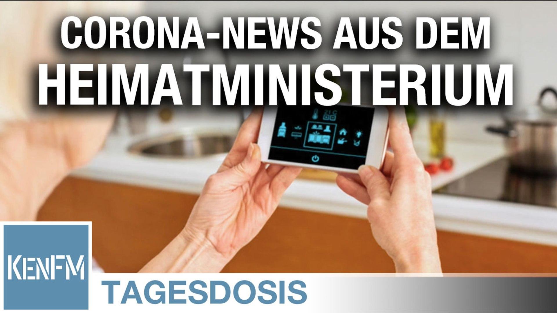 Corona-News aus dem Heimatministerium: Die Förderinitiative Heimat 2.0 - Tagesdosis 13.6.2020