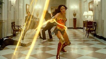 Wonder Woman 1984 - Trailer (Deutsch)HD