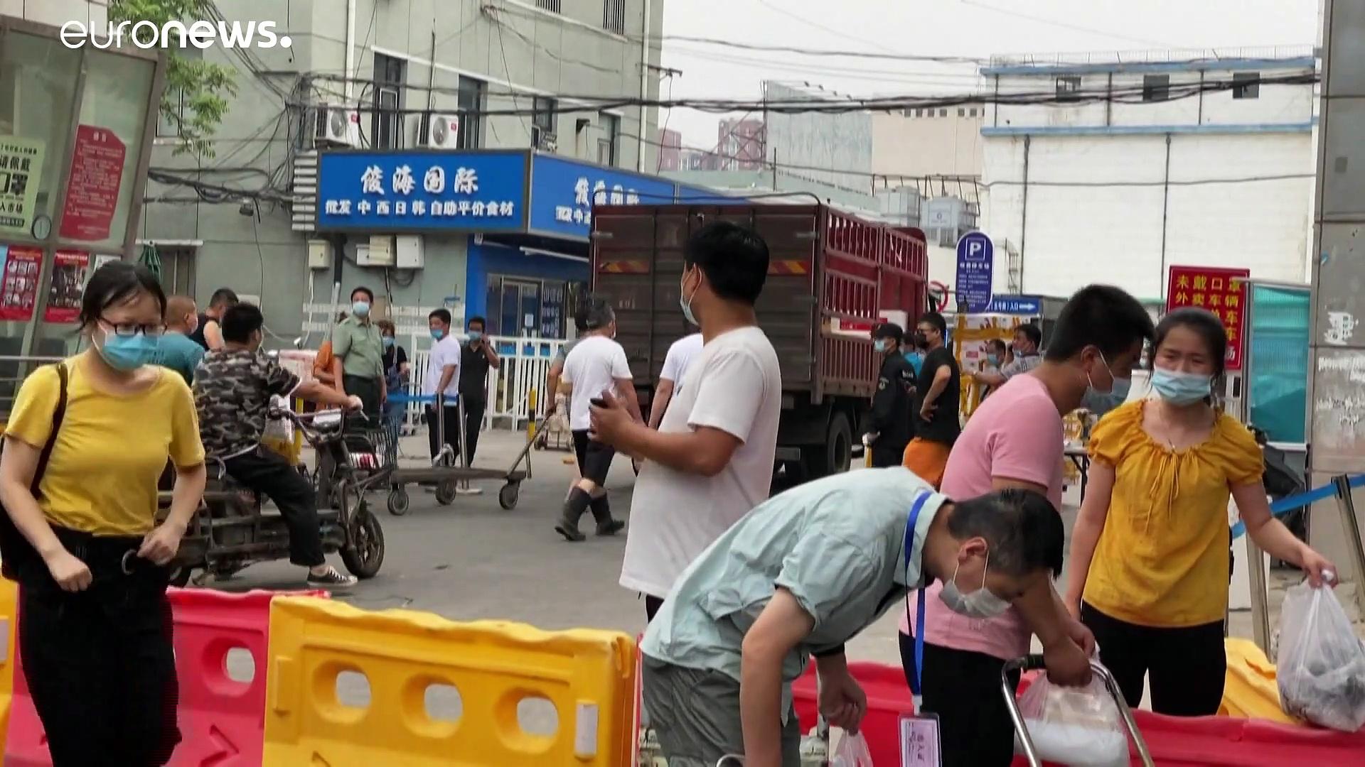 Nueva alerta por coronavirus en China