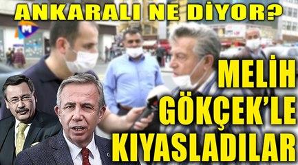 Ankaralılar Mansur Yavaş'ı değerlendirdi! Mansur Yavaş çalışmıyor mu?