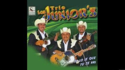 Trío Los Junior's - Morenita Labios Rojos
