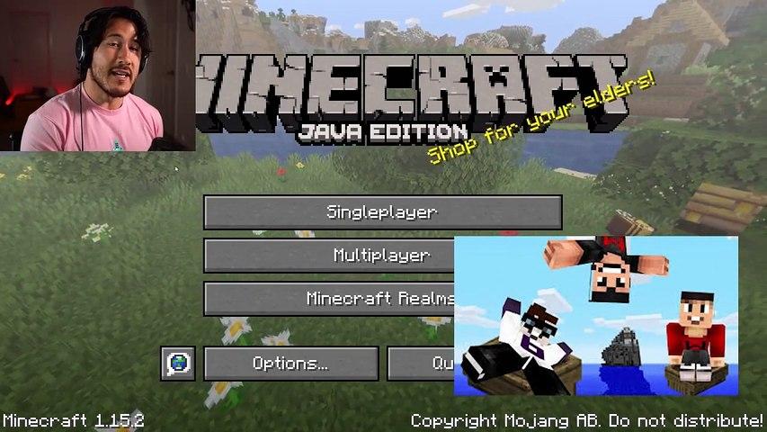 5 YEARS LATER... - Minecraft - Part 1 || Markiplier.