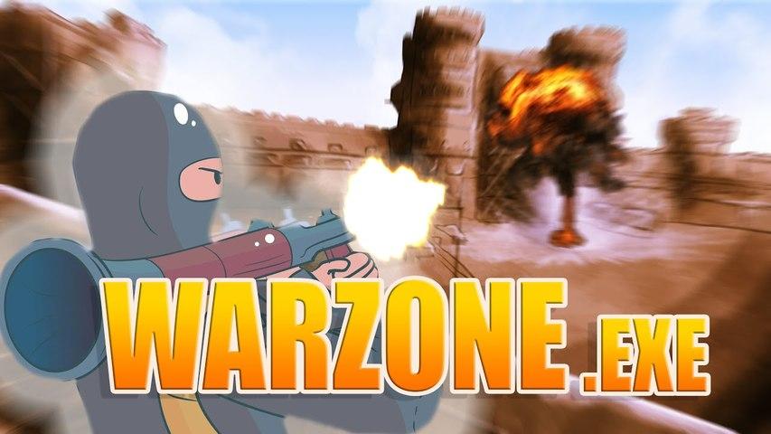 WARZONE.EXE (Animated)