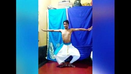 Learn Bharatanatyam Jathiswaram With Sreejith Sathyan | Boldsky Malayalam